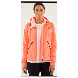 Lululemon Rise And Shine Jacket Size 8